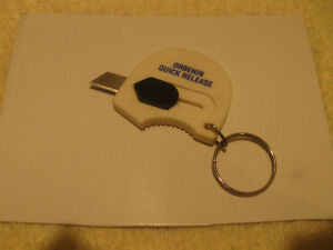 UNIQUE COLLECTIBLE TAPE MEASURE KEY RING