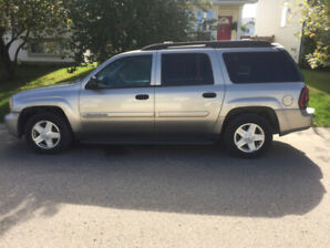 2003 Trailblazer EXT LT 4WD, REMOTE START, GREAT FOR WINTER