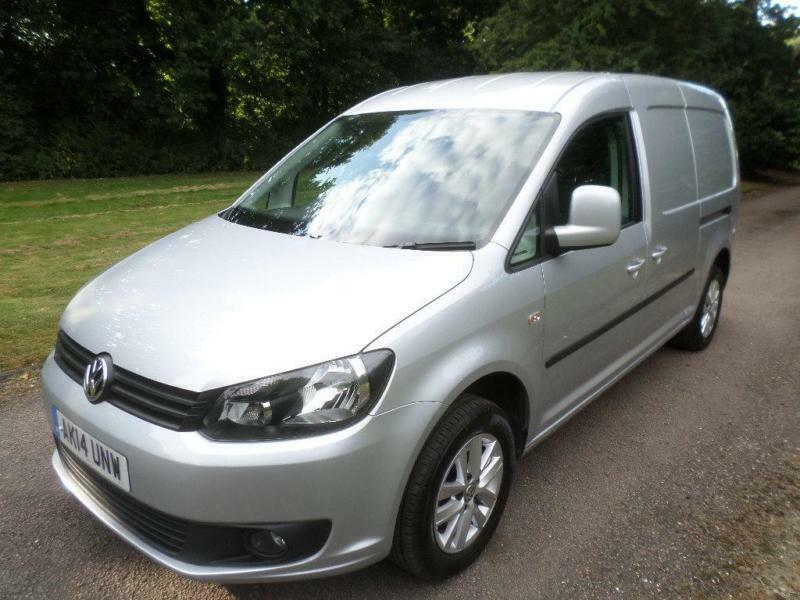 volkswagen caddy maxi 1 6 tdi 102ps c20 maxi highline 14. Black Bedroom Furniture Sets. Home Design Ideas