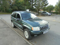 Jeep Grand Cherokee 3.1TD auto Limited