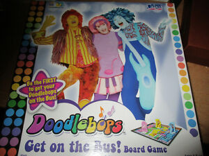 DoodleBops board game