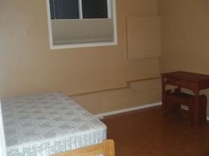 One bedroom suite available Sept 1/16