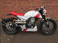 F.B Mondial Hipster 125 learner legal own this bike for only £15.84 a week