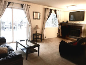 Renting a luxurious townhome in Timberlea, available June 1st.