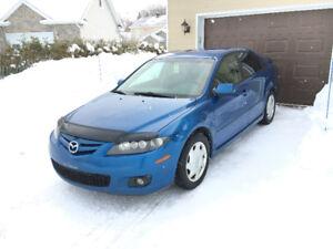 Mazda 6 GS 2006 à vendre