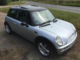 2001 MINI Hatch 1.6 Cooper Hatchback 3dr Petrol Automatic (187 g/km, 116