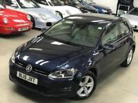 2015 Volkswagen Golf 1.4 TSI BlueMotion Tech Match (s/s) 3dr