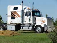 CLASS 1 COMPANY DRIVER AND OWNER OPERATORS FOR CANADA AND US