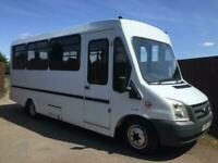 Ford TRANSIT 140ps T460 2.4 19 Seat Wheelchair Accessible Minbus WAV Rear A/C
