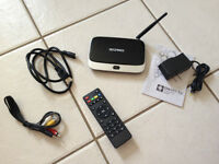 ANDROID SMART TV BOX (FREE MOVIES SPORTS NEWS) 5 Year Warranty