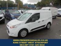 2014 14 FORD TRANSIT CONNECT TREND MODEL DIESEL WHITE FULLY COLOUR CODE BODY WO