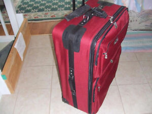 Have suit case will travel cheap a value of $300,00