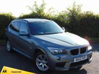 2012 12 BMW X1 2.0 XDRIVE18D M SPORT 5D DIESEL