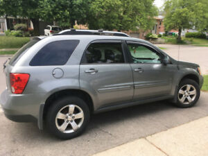 2006 Pontiac Torrent AWD all wheel drive leather sunroof loaded