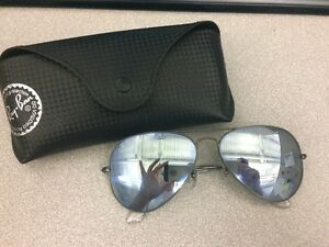 Brand New Condition Rayban Aviator Sunglasses