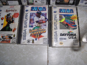 video games sega saturn Regina Regina Area image 2