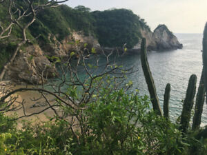 Christmas or Easter in a New Condo in Beautiful Huatulco Mexico!