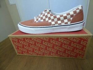BNIB Vans Authentic Era 2 Tone Checkered Shoes - Sz 12