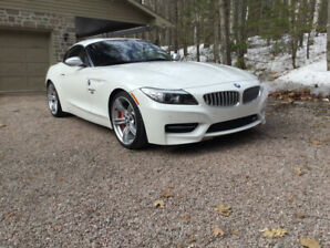 2011 BMW Z4 SDrive 3.5is Convertible