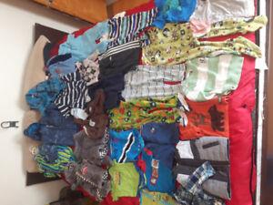 Vetements enfants/ Children / baby clothes and shoes
