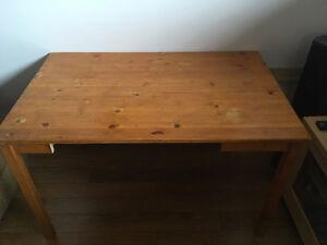 Bureau travail ou petite table