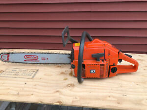 61 Husqvarna chainsaw