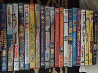 Kids dvds