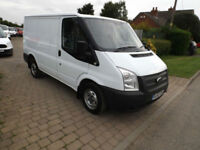 2012 62 Ford Transit 260 SWB NO VAT
