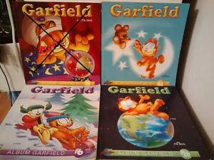 3 LIVRES DE GARFIELD