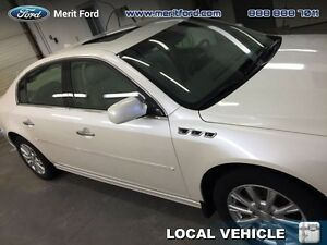2011 Buick Lucerne   - local - trade-in - sk tax paid