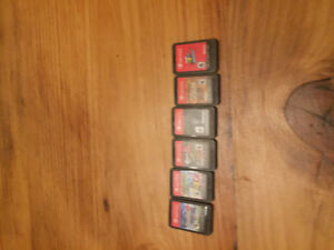 Nintendo swicht for sale good condition 6 games com whit it.