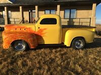 1951 Ford Hot Rod Truck