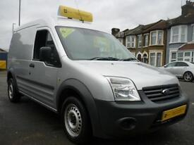 Ford Transit Connect 1.8TDCi 90 bhp T230 LWB 1 owner from new ffsh