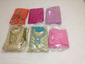 Brand new, never been worn or washed Indian party dresses
