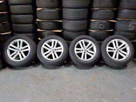 "19"" Genuine VW Amarok Alloy wheels 2H0 601 025E"