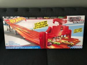 Hot Wheels Racing Alley