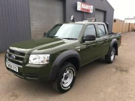2008 Ford Ranger 2.5 TDCi Double Cab *Forestry * Wildlife Conversion* 107k*