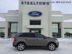 """2013 Ford Edge """"LIMITED AWD LEATHER/MOON/""""   - $184.76 B/W"""