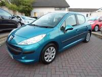 2008 Peugeot 207 1.4 HDi S 5dr (a/c)