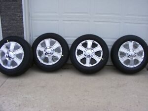 NEW TOYOTA TUNDRA 1794 LIMITED EDITION  RIMS TIRES