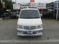 2011 X MAZDA BONGO 2.5 B2500 4 DOOR AUTO 8 SEATS 116 BHP DIESEL