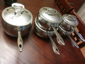 Lagostina Commercial Pro Cookware Set