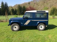 Wanted land rover defender 90/110 300tdi td5 tdci diesel