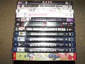 anime manga dvds books art books how to draw bundle