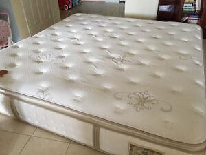 Stearns & Foster King size mattress