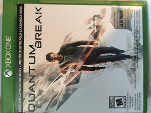 XBOX ONE- Quantum Break