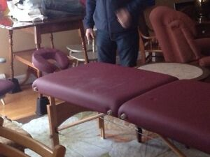 Fit master massage table