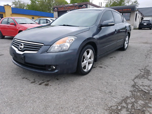 2008 Nissan Altima 3.5 SE Safety and E-Tested