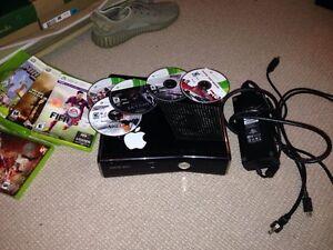 Xbox 360 Slim 250GB +games London Ontario image 1