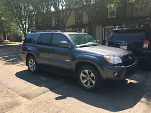 2008 Toyota 4Runner limited SUV, Crossover